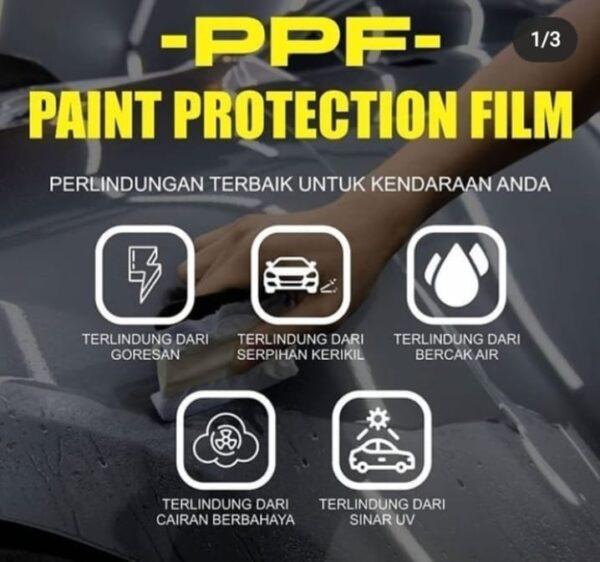 ppf paint protection film
